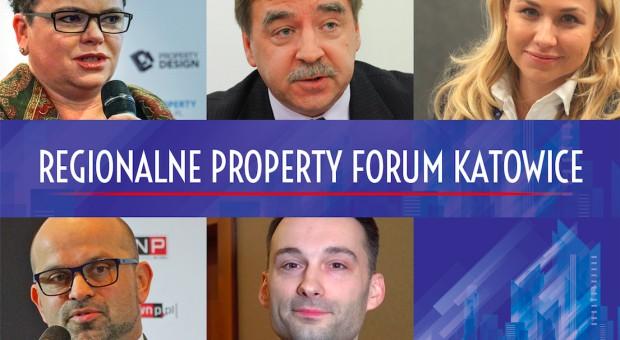 O Śląsku - nie tylko dla Śląska. Poznaj agendę konferencji Property Forum Katowice 2018