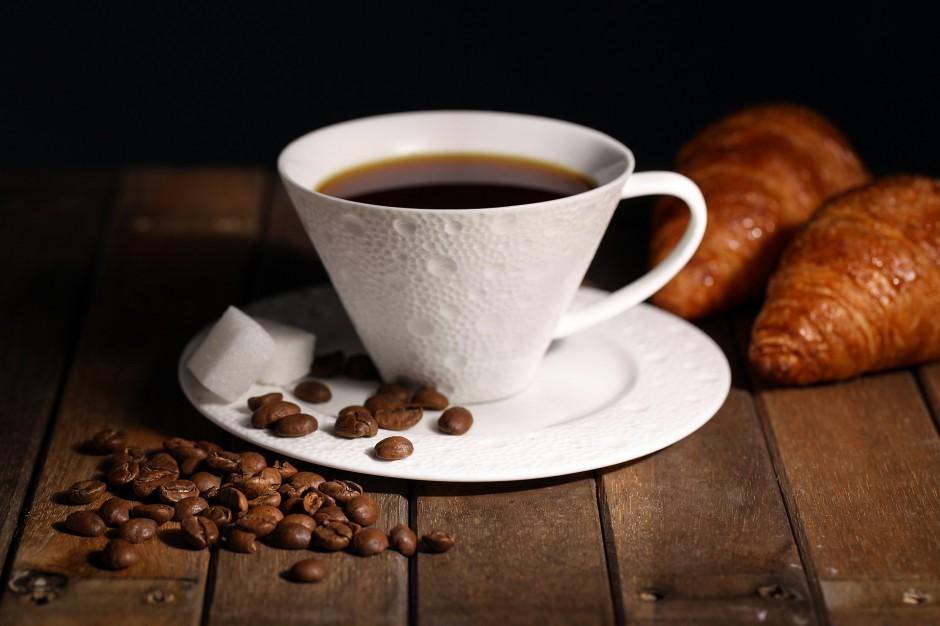 Kącik kawowy powstał w Lidlu