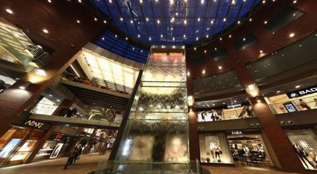 Galeria Sfera na wysokich obrotach