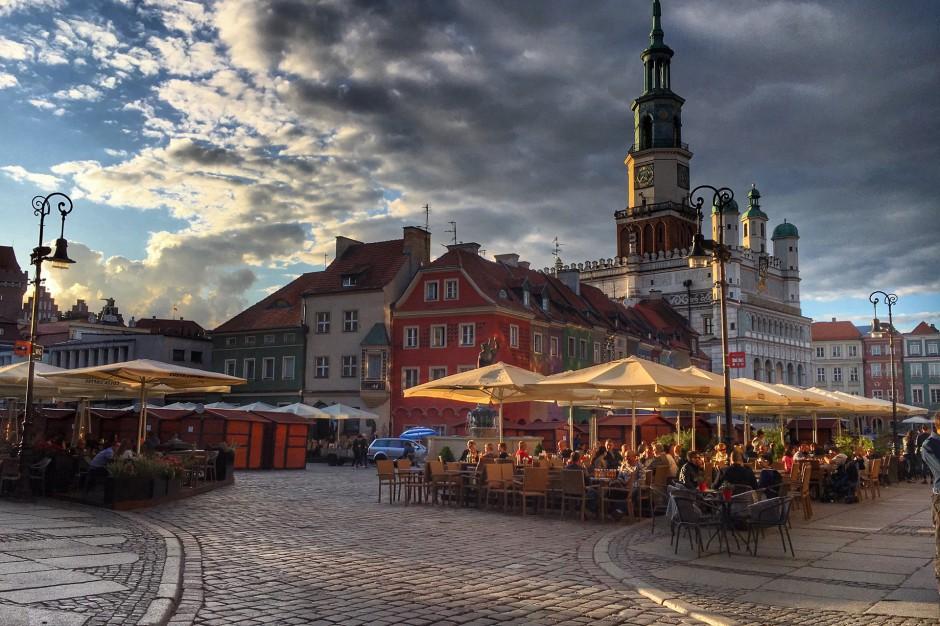Poznań poluje na turystów