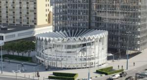 39 lat po wybuchu Rotunda powstaje na nowo