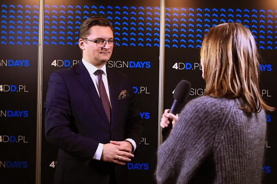 Prezydent Katowic: Jesteśmy dostrzegani przez dużych inwestorów
