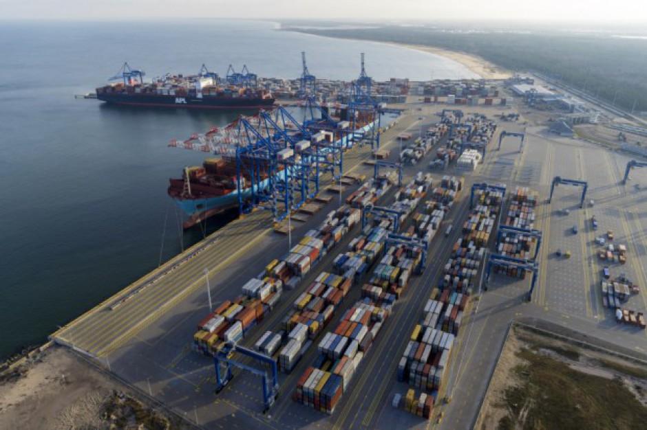 Port Centralny na celowniku Stoczni Gdańsk