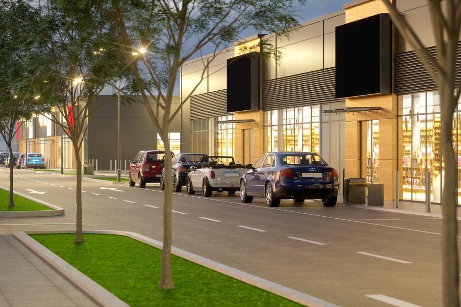 Metropolitan Investment planuje kompleks handlowy w Łaziskach Górnych