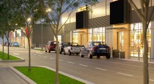 To będzie pierwsza na tak dużą skalę inwestycja w Łaziskach Górnych. Metropolitan planuje nowe centrum