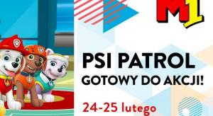 Psi Patrol zagości w M1 Kraków