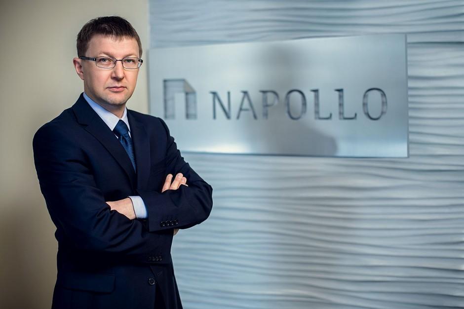 N-Parki zdominują portfel Napollo