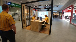 Mini Ikea powstała w Galerii Warmińskiej