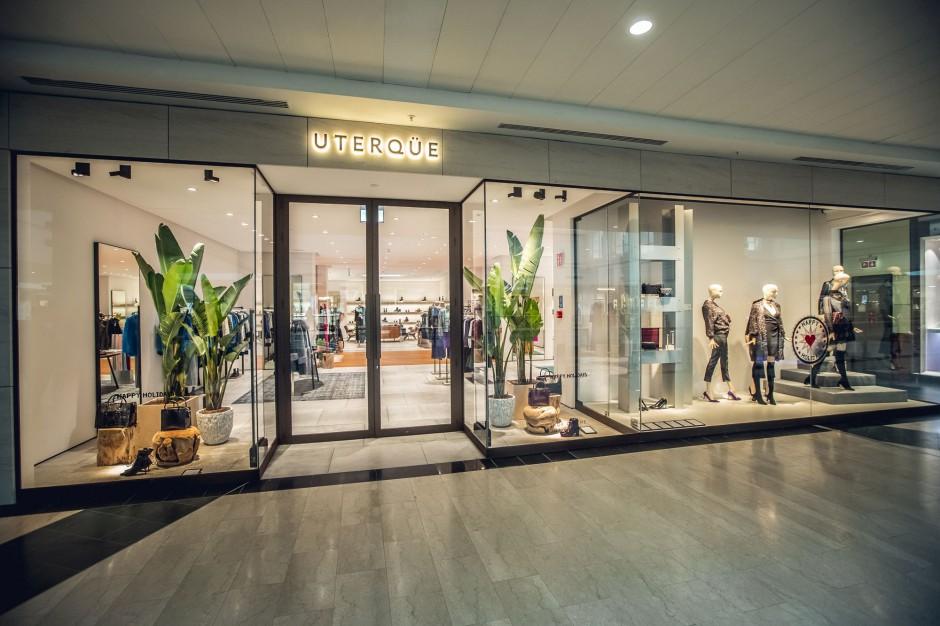 Uterqüe, czyli wyższa półka z portfolio grupy Inditex - w Starym Browarze