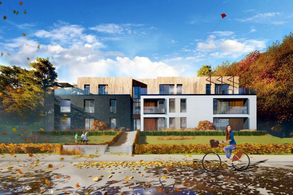 Strefa residence, centrum konferencyjne i aparthotel. Nieopodal Hajnówki wyrasta Enklawa Białowieska