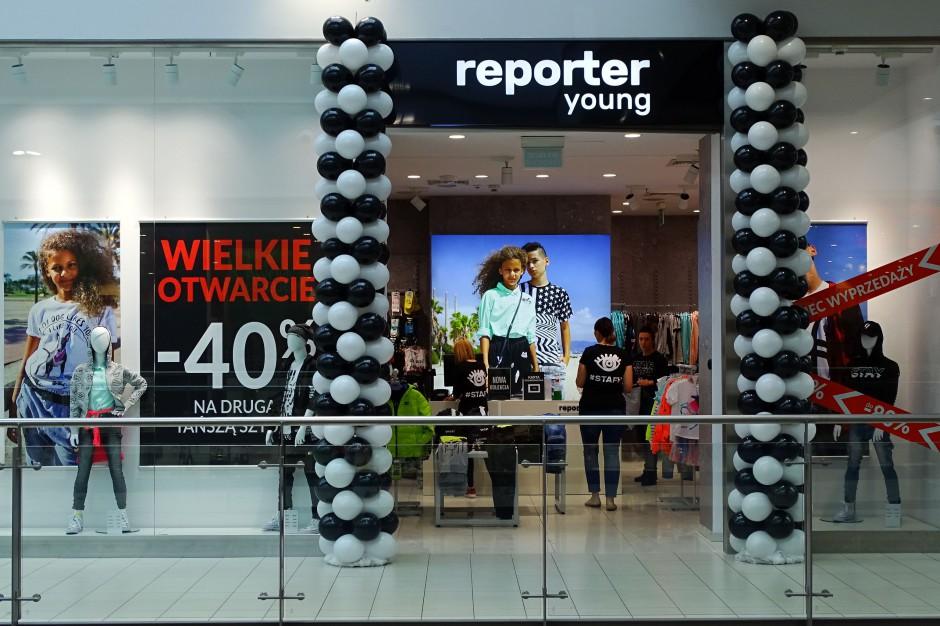 Więcej mody dla młodych w Focus Mall
