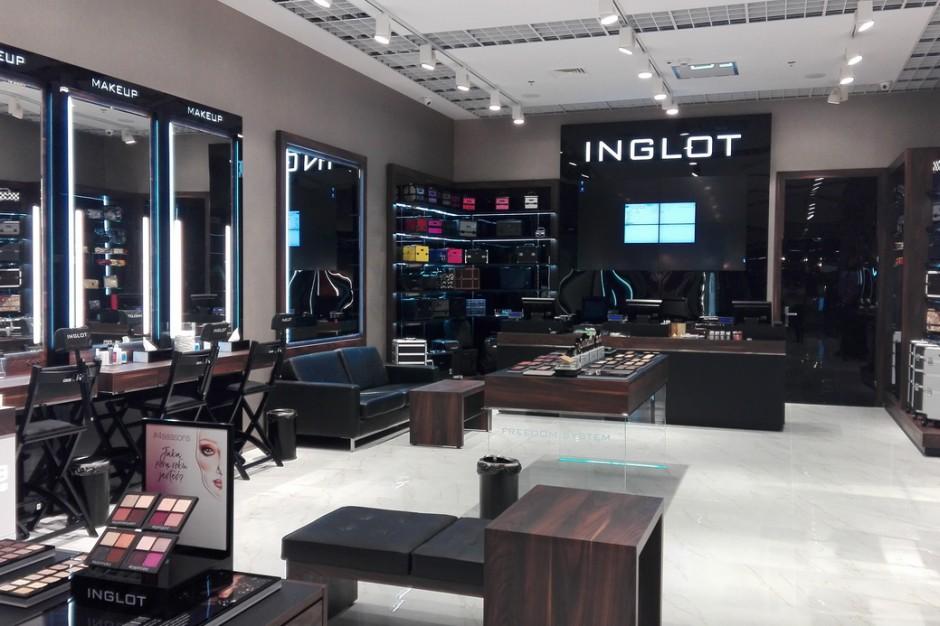 Nowy salon, nowy image. Inglot zadbał o każdy detal