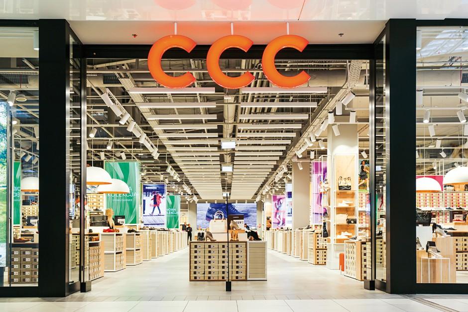 CCC więcej sprzedaje w sieci i sklepach stacjonarnych