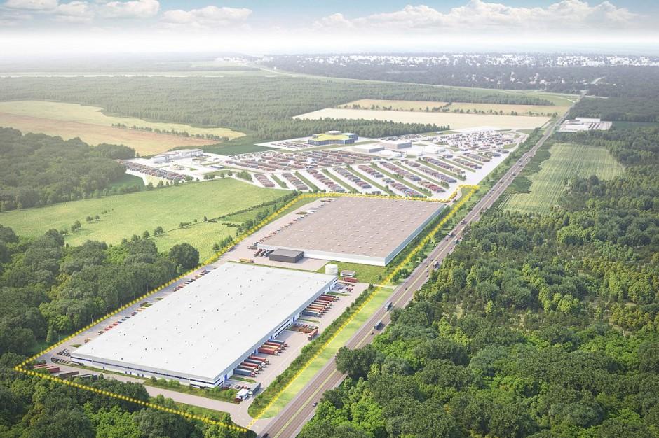 Niemiecki producent wprowadzi się do Świecka