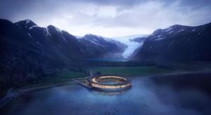 Ekologiczny i unikalny - taki będzie Hotel Svart