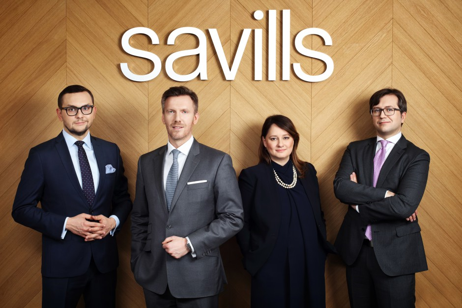 Zmiany w zarządzie i dodatkowe kompetencje. Savills Polska rozpoczyna nowy rozdział