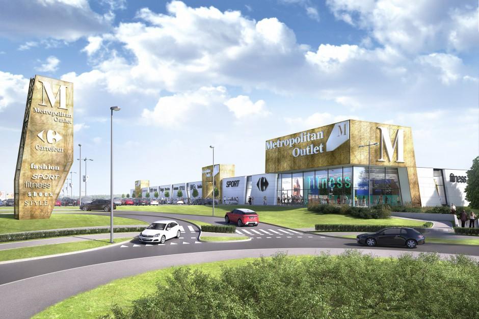 Metropolitan Outlet Bydgoszcz zmienia właściciela