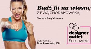 W Sosnowcu potrenujesz z Ewą Chodakowską