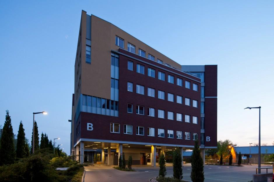 Polski fundusz w kompleksie Dantex Plaza
