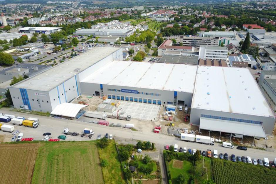 Panattoni utrzyma tempo na niemieckim rynku