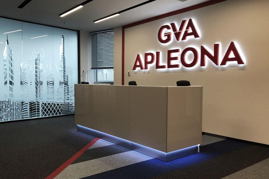 Adres ten sam, przestrzeń nowa - Apleona GVA już w swoim biurze