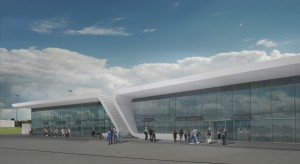 Lotnisko w Lublinie czeka rozbudowa. Skorzystają również najemcy powierzchni komercyjnej