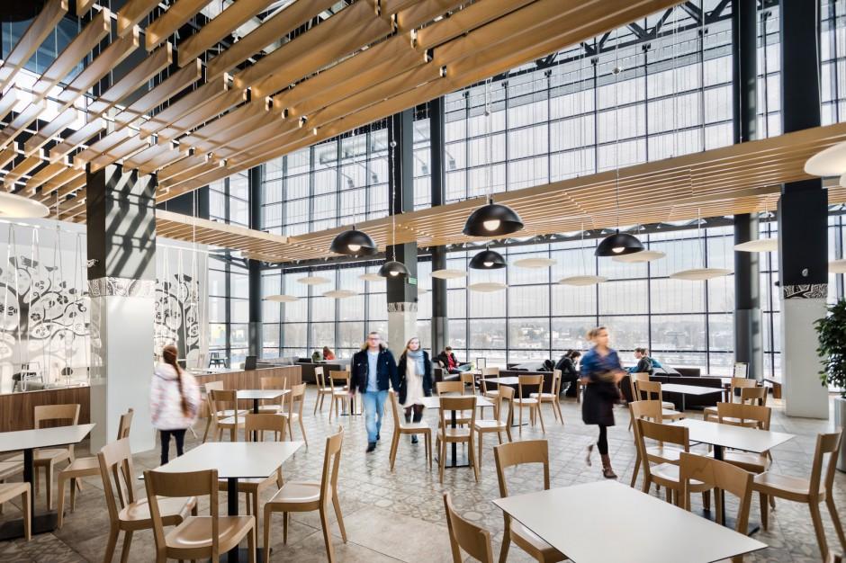 Galeria Jurajska stawia na gastronomię