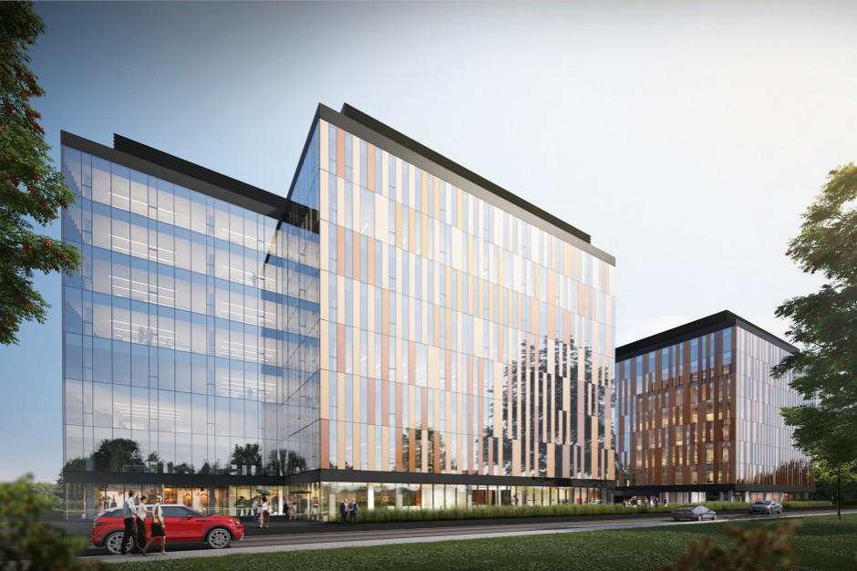 Centrum Wrocławia przyciąga młodą kadrę biurowców