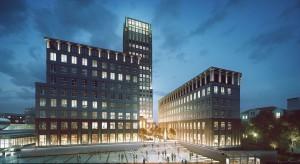 Budowa Unity Centre przyspiesza