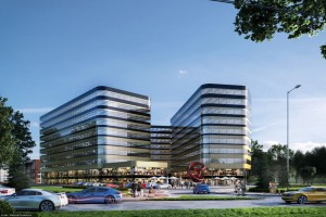 Co nowego na placu budowy Fabryczna Office Park?