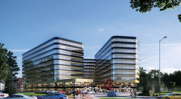 Krakowski kompleks biurowy w rękach doradców