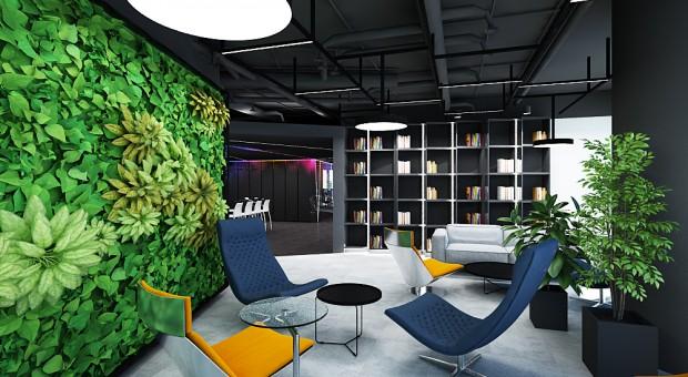 3 tys. mkw., dwa piętra, 200 pracowników - The Design Group projektuje biuro nowego najemcy Warsaw Spire