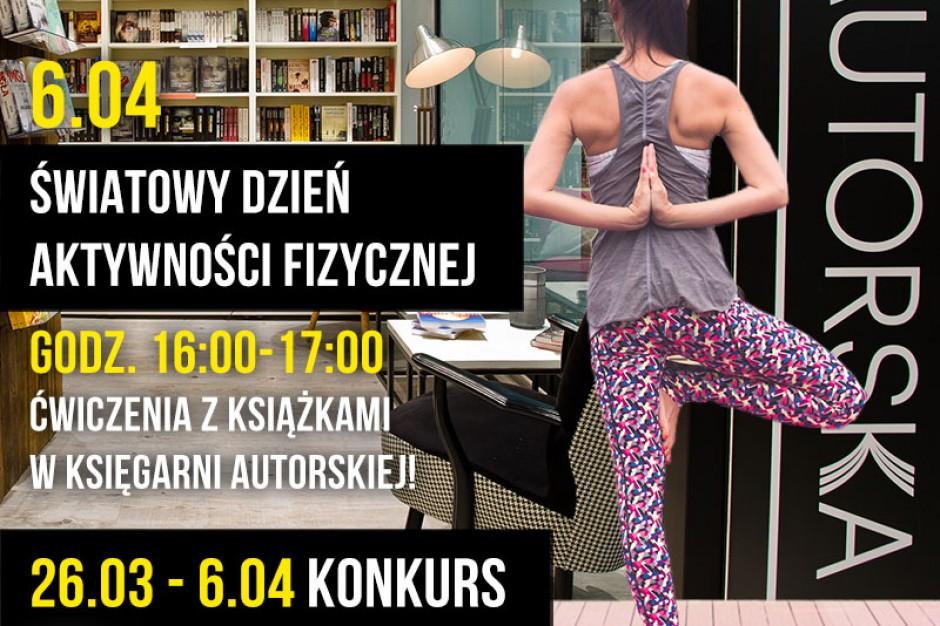 Fitness z książką? To możliwe