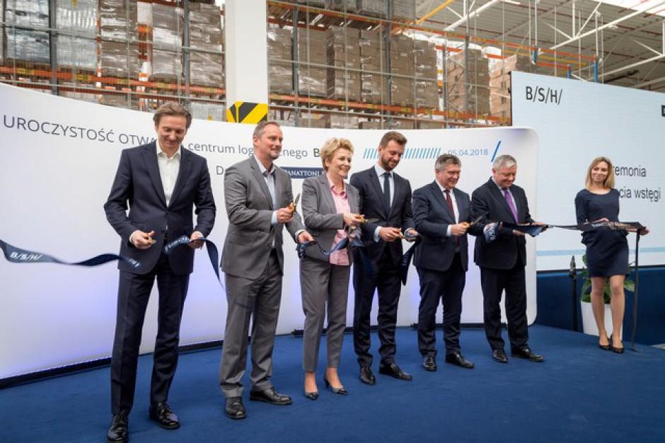 Panattoni: Inwestycja dla BSH była kamieniem milowym do Panattoni Europe Central European Logistics Hub