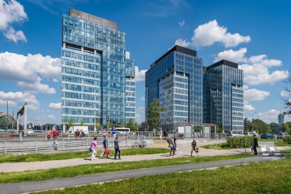 Warszawa zachodnia staje się centrum