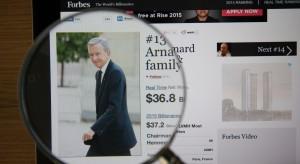 Amancio Ortega nie jest już najbogatszym człowiekiem w Europie. Wyprzedził go Bernard Arnault