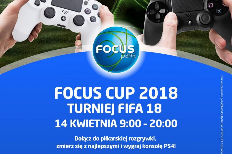 Turniej FIFA w rybnickim Focus Parku