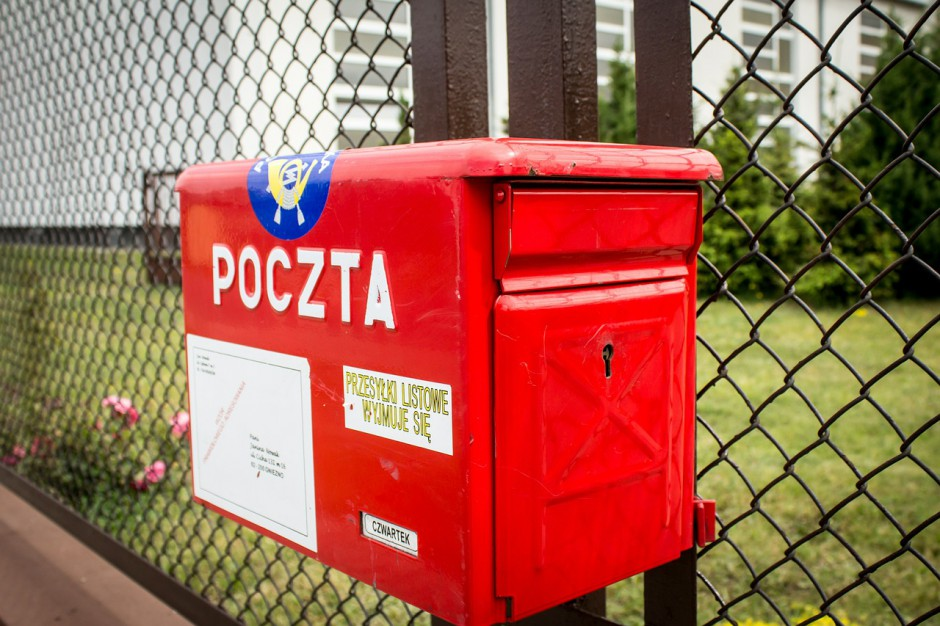 Poczta Polska chce być ważnym ogniwem systemu logistyki