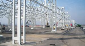Co nowego na placu budowy fabryki Mercedesa w Jaworze?