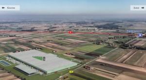 Panattoni bije rekordy z Leroy Merlin. Budują największy magazyn w Polsce
