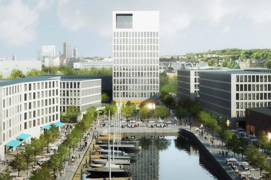 Zachować Genius Loci Młodego Miasta. Tak będzie wyglądać zabudowa Shipyard City Gdańsk