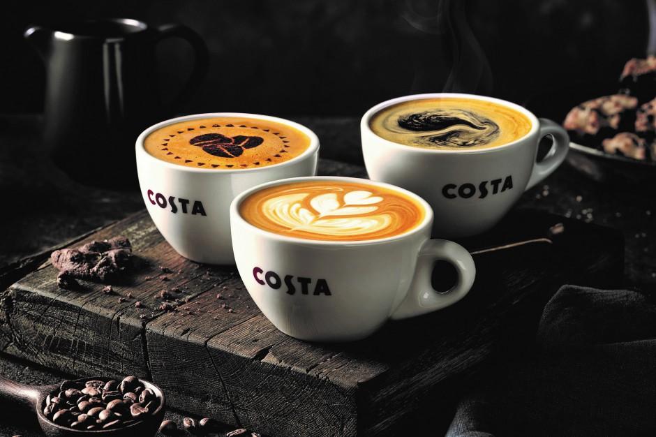 Część Costa Coffee w Polsce trafi do portfela Coca-Coli