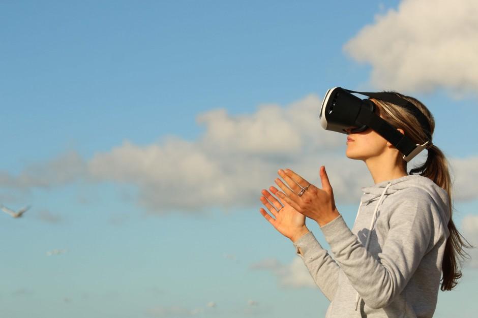 Biznes i technologia VR w łódzkim Idea Hub