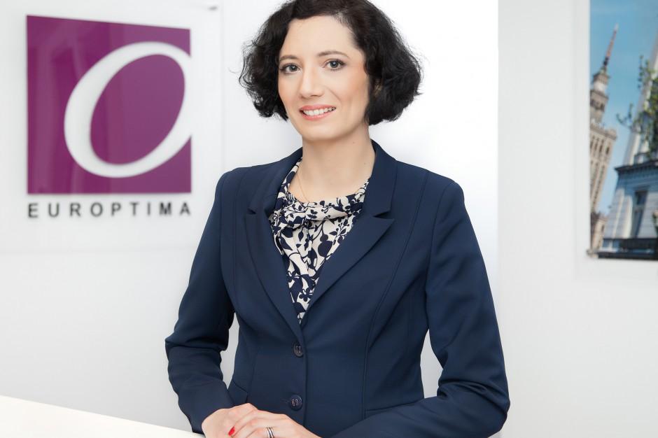 Nowa dyrektor w Europtima zajmie się biznesem w Polsce