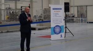 Duży kontrakt otworzył drzwi do nowej inwestycji Sonoco