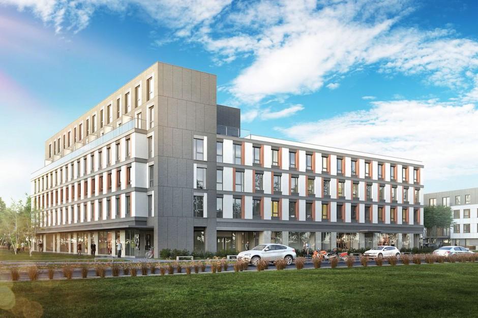 Hybryda na długo i na krótko - taki będzie nowy warszawski hotel Arche