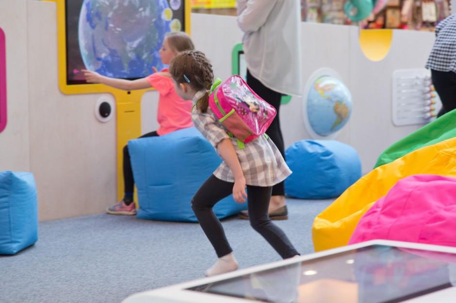 Galeria Echo znalazła pomysł na innowacyjną przestrzeń dla dzieci