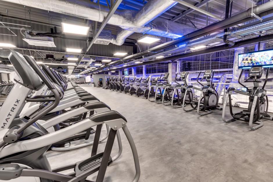 Całodobowy fitness wchodzi do Atrium Reduta