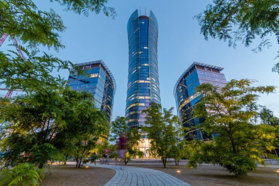 Benefit na dłużej w Warsaw Spire
