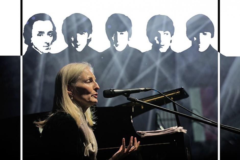 The Beatles Polska: Spotkanie Chopina z The Beatles w Starym Browarze - zapowiedź koncertu w Poznaniu